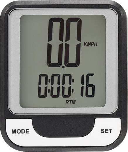 iSport C016 Fahrradcomputer, kabellos Analog mit Radsensor