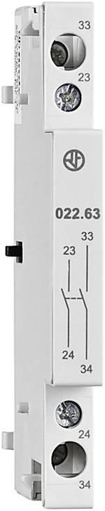 Module auxiliaire 2 NO (T) Finder 022.63