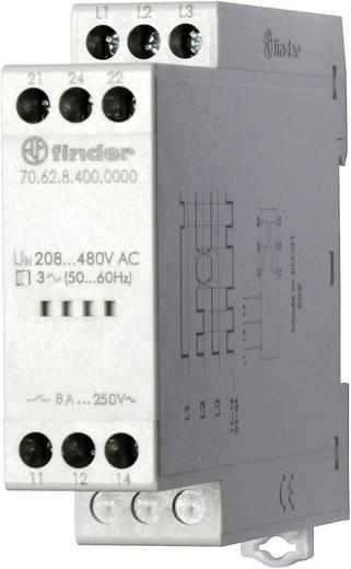 Überwachungsrelais 520 - 170 V/AC 2 Wechsler 1 St. Finder 70.62.8.400.0000 3-Phasen, Netzüberwachung, Phasenfolge, Phase