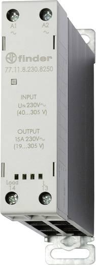 Halbleiterrelais 1 St. Finder 77.11.8.230.8250 Last-Strom (max.): 15 A Schaltspannung (max.): 305 V/AC Nullspannungsscha