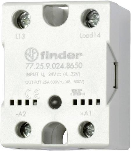 Halbleiterrelais 1 St. Finder 77.25.9.024.8650 Last-Strom (max.): 25 A Schaltspannung (max.): 600 V/AC Nullspannungsscha