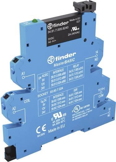 Halbleiterrelais 1 St. Finder 39.00.7.012.9024 Last-Strom (max.): 2 A Schaltspannung (max.): 24 V/DC