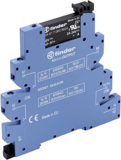 Halbleiterrelais 1 St. Finder 39.20.0.125.9024 Last-Strom (max.): 2 A Schaltspannung (max.): 24 V/DC