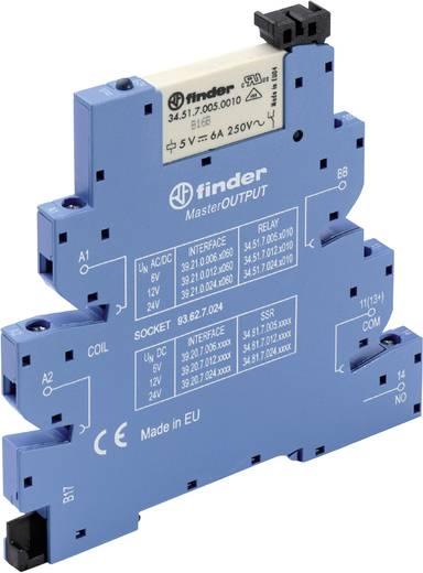 Koppelrelais 1 St. 6 V/DC, 6 V/AC 6 A 1 Schließer Finder 39.21.0.006.0060
