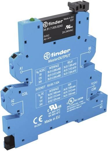 Finder Halbleiterrelais 1 St. 39.50.0.125.9024 Last-Strom (max.): 2 A Schaltspannung (max.): 24 V/DC