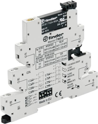 Halbleiterrelais 1 St. Finder 39.80.0.012.9024 Last-Strom (max.): 2 A Schaltspannung (max.): 24 V/DC
