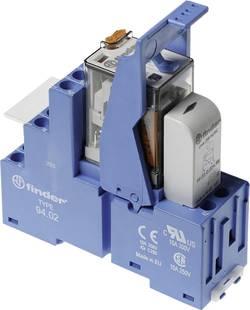 Bloc relais Finder 58.32.8.230.0060 230 V/AC 10 A 2 inverseurs (RT) 1 pc(s)