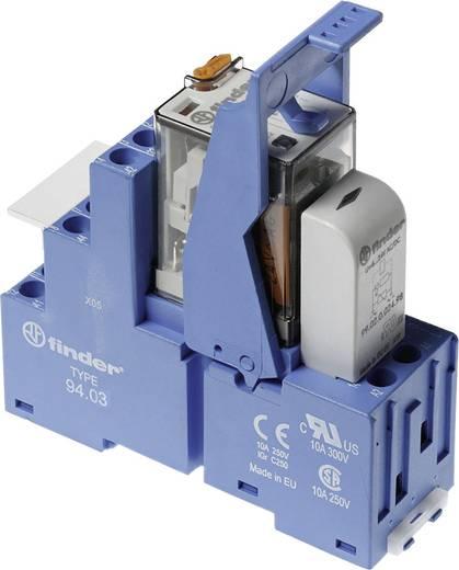 Relaisbaustein 1 St. Finder 58.33.8.230.5060 Nennspannung: 230 V/AC Schaltstrom (max.): 10 A 3 Wechsler