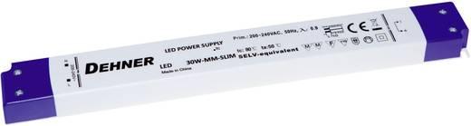 Dehner Elektronik LED 24V60W-MM-slim LED-Trafo Konstantspannung 60 W 2.5 A 24 V/DC