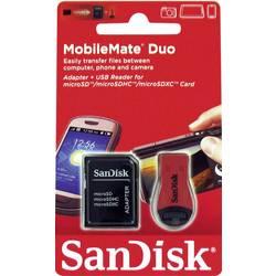 Externá čítačka pamäťových kariet SanDisk SDDRK-121-B35 SDDRK-121-B35, USB, SD