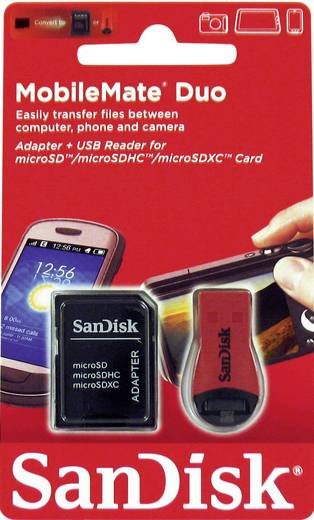 SanDisk MobileMate Duo Kartenleser