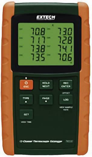 Extech TM500 Temperatur-Datenlogger Messgröße Temperatur -100 bis 1300 °C Kalibriert nach Werksstandard (ohne Ze