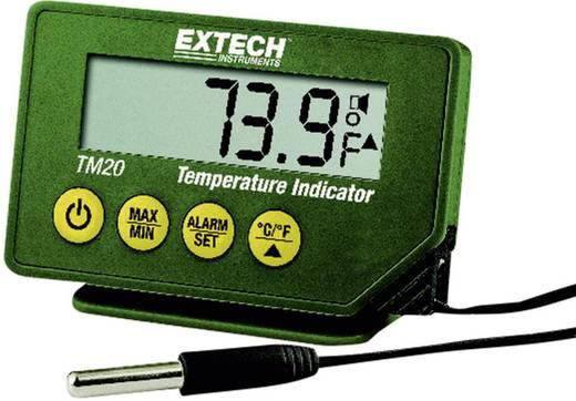 Extech TM20 Temperatur-Messgerät -40 bis +70 °C Fühler-Typ K Kalibriert nach: ISO