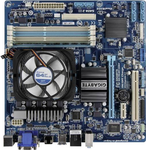 Renkforce PC Tuning-Kit (Media) AMD FX-4300 (4 x 3.8 GHz) 4 GB ATI Radeon 3000 Micro-ATX