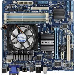 Základní deska s procesorem Renkforce AMD FX-4300, DDR3 4 GB, 4x 3,8 GHz, Micro-ATX