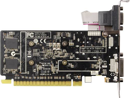 ZOTAC GT730 2 GB Low Profile Grafikkarte PCIe