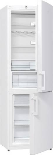 Kühl-Gefrier-Kombination 319 l Gorenje RK6192EW EEK A++ Weiß