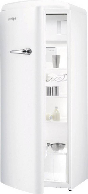 Kühlschrank retro weiß  Kühlschrank mit Gefrierfach 281 l Weiß