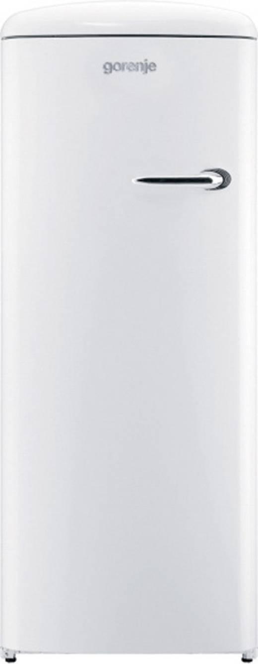 Kühlschrank mit Gefrierfach 281 l Weiß   {Kühlschrank retro weiß 58}