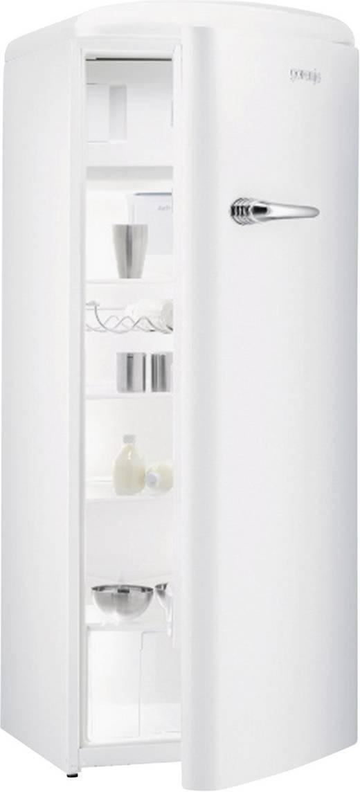 Kühlschrank mit Gefrierfach 281 l Weiß   {Kühlschrank retro weiß 68}