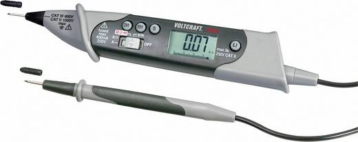 Hand-Multimeter digital VOLTCRAFT VC-86 Kalibriert nach: Werksstandard CAT III 250 V Anzeige (Counts): 4000