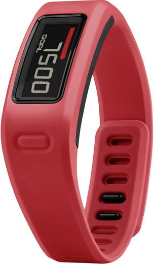 Garmin vívoFit Fitness-Armband Rot