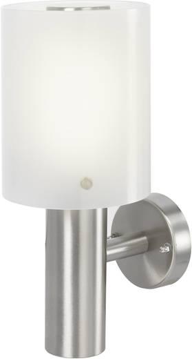 LED-Außenwandleuchte 10.5 W Warm-Weiß Renkforce Torrent HY0002AUP-6 Silber