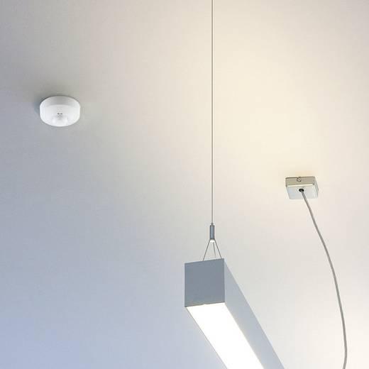 Goobay 96010 Decke HF-Bewegungsmelder 360 ° Relais Weiß IP20