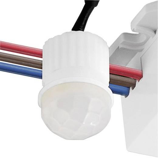 Goobay 96006 Einbau PIR-Bewegungsmelder 360 ° Relais Weiß IP20