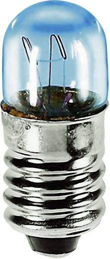 Kleinröhrenlampe 12 V 2 W E10 Klar 00231202 Barthelme 1 St.