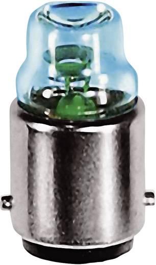 Glimmlampe 400 V BA15d Klar 00032730 Barthelme 1 St.