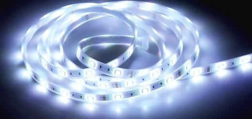 LED-Streifen-Komplettset mit Stecker 12 V 500 cm RGB Müller Licht 57030