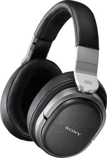 Funk HiFi Kopfhörer Sony MDR-HW700DS Over Ear Lautstärkeregelung Schwarz