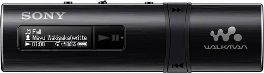 MP3-Player Sony NWZ-B183F Walkman® 4 GB Schwarz FM Radio