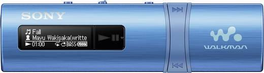 Sony NWZ-B183F Walkman® MP3-Player 4 GB Blau FM Radio