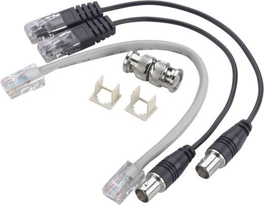 VOLTCRAFT CT-2 Kabel-Prüfgerät, Kabeltester für BNC, RJ-11 und RJ-45