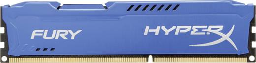 PC-Arbeitsspeicher Modul HyperX Fury Blue HX313C9F/4 4 GB 1 x 4 GB DDR3-RAM 1333 MHz CL9 9-9-36