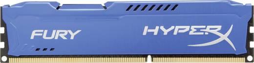 PC-Arbeitsspeicher Modul HyperX Fury Blue HX316C10F/4 4 GB 1 x 4 GB DDR3-RAM 1600 MHz CL10 10-10-37
