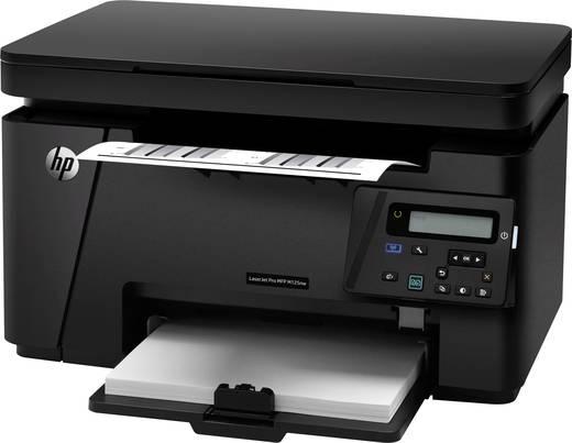 hp laserjet pro mfp m125nw monolaser multifunktionsdrucker a4 drucker scanner kopierer lan. Black Bedroom Furniture Sets. Home Design Ideas