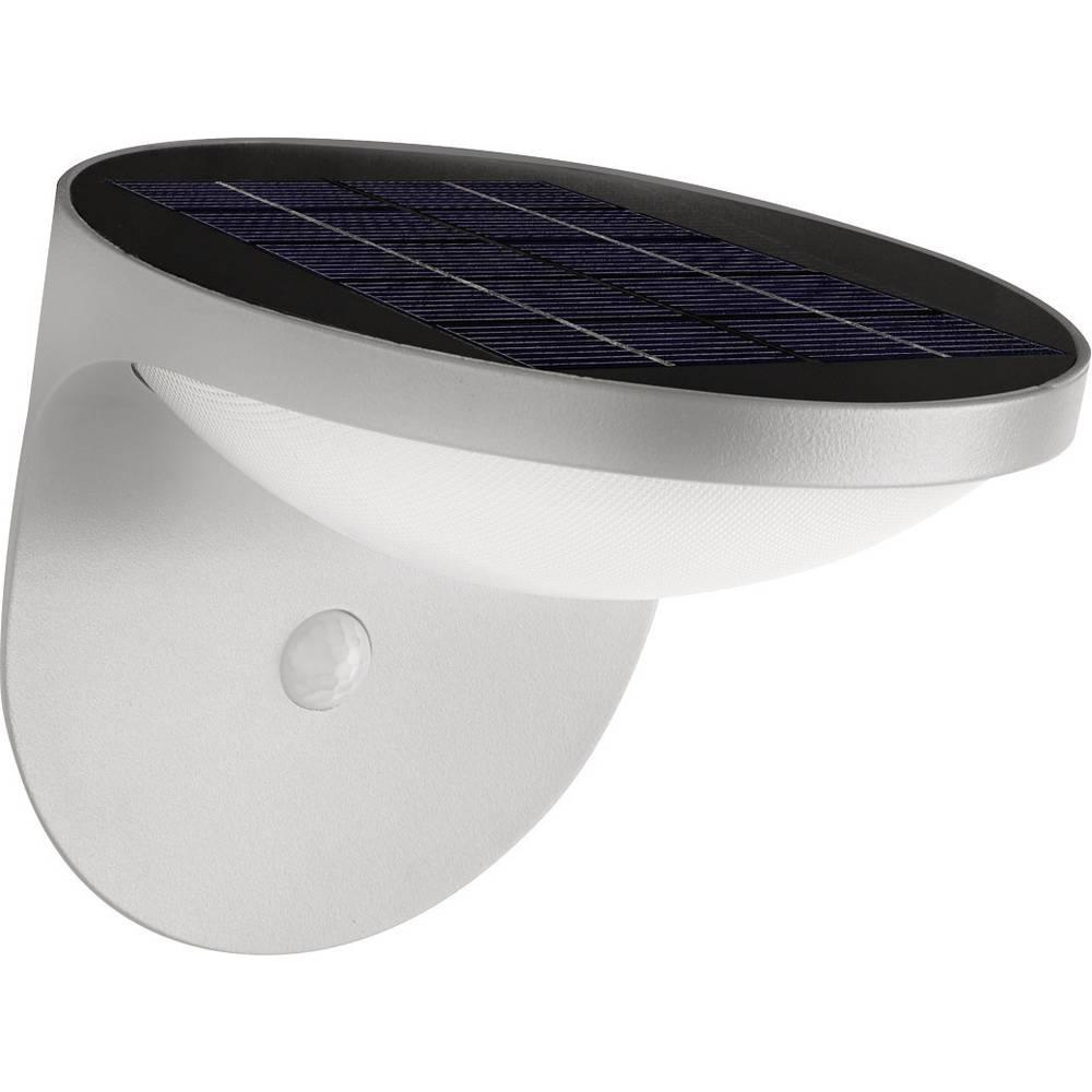 applique murale solaire ext rieure avec d tecteur de mouvements philips lighting dusk 17808 87. Black Bedroom Furniture Sets. Home Design Ideas