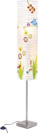 Stehlampe E14 40 W Brilliant Ptice Bunt