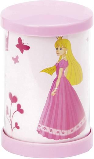 Brilliant Princess G55947/17 Nachtlicht Rund Prinzessin LED Rosa