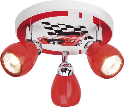 Dekoleuchte Halogen GU10 50 W Brilliant Racing Bunt