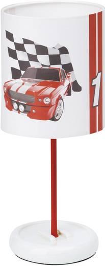 Tischlampe LED LED fest eingebaut Brilliant Racing Bunt