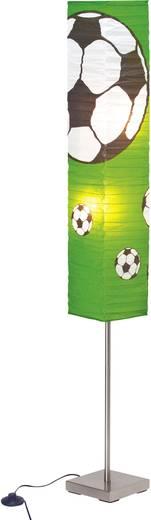 Stehlampe E14 40 W Brilliant Soccer Eisen, Bunt