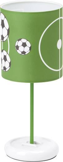 Tischlampe LED LED fest eingebaut Brilliant Soccer Bunt