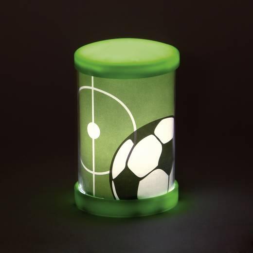 Nachtlicht Rund Fußball LED Brilliant Soccer G56247/74 Bunt