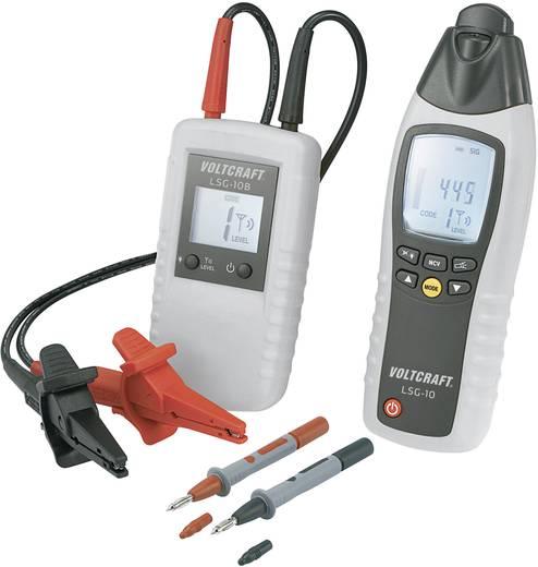 VOLTCRAFT® LSG-10 Leitungsmessgerät, Kabel- und Leitungssucher,