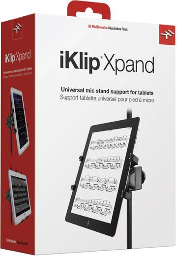 Tablet-Stativhalterung IK Multimedia iKlip Xpand