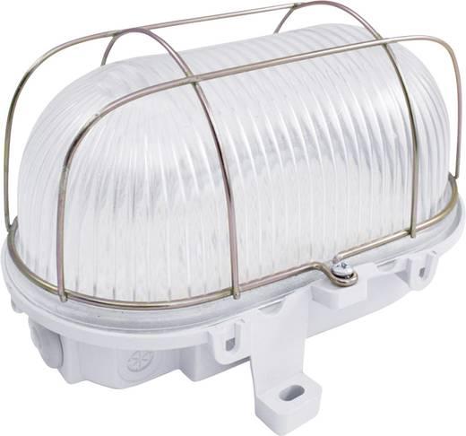 LED-Feuchtraumleuchte LED LED fest eingebaut 9 W Warm-Weiß Schiffarmaturen Weiß